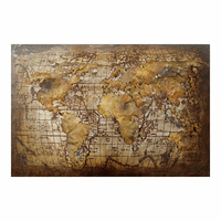 Moe's Home Furniture Old World Wall Decor