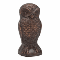 Moe's Home Furniture Oliver Owl Statue