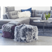 Moe's Home Furniture Ottomans