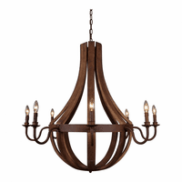 Moe's Home Furniture Pasquale Single Layer Pendant Lamp