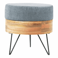 Moe's Home Furniture Pouf Round