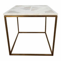 Moe's Home Furniture Quarry Side Table