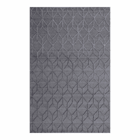 Moe's Home Furniture Rhumba Rug 5x8 Cadet Grey