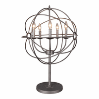 Moe's Home Furniture Rossana Table Lamp
