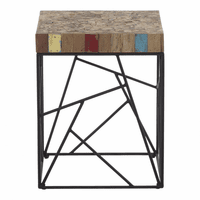 Moe's Home Furniture Rubic Side Table