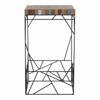 Moe's Home Furniture Rubic Square Bar Table