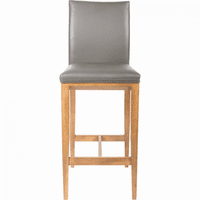 Moe's Home Furniture Sabina Bar Stool Grey