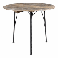 Moe's Home Furniture Saria Round Cafe Table