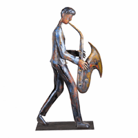 Moe's Home Furniture Sax Player Statue