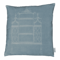Moe's Home Furniture Temple Velvet Feather Cushion 25x25