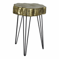 Moe's Home Furniture Wafer Accent Table