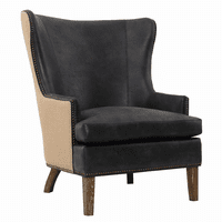 Ocean Club Lounge Chair - Eco Leather