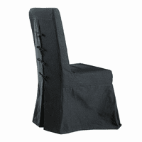 Pacific Beach Dining Chair - Black