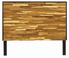 Reclaimed Wood Headboard-king