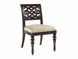 Royal Kahala TH-537-882-01 Molokai Side Chair - Assembly Required
