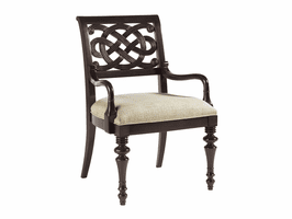 Royal Kahala TH-537-883-01 Molokai Arm Chair - Assembly Required