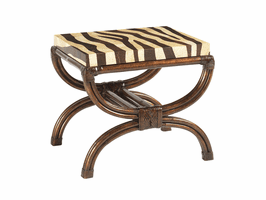 Royal Kahala TH-538-958 Striped Delight Accent Table