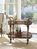 Tommy Furniture Bar Cart