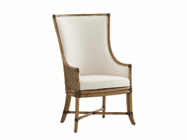 Twin Palms TH-558-885-01 Balfour Host Chair - Ships Assembled