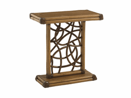 Twin Palms TH-558-952 Angler Accent Table
