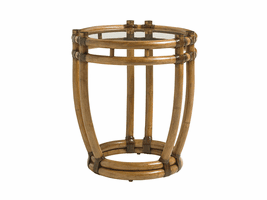 Twin Palms TH-558-953 Turtle Beach End Table