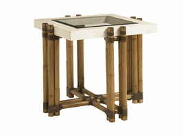 Twin Palms TH-558-957 Los Cabos Lamp Table