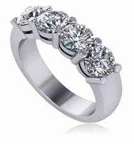 Anniversary Band Wedding Ring Collection