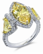 Clearance Cubic Zirconia Rings On Sale