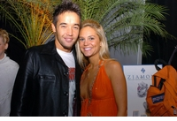 Doug Robb of Hoobastank With Jenn