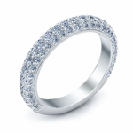 Evoke 2.50 Carat Elongated Cushion Cubic Zirconia Halo Cathedral Pave Wedding Set