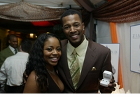 Flex Alexander & Wife, R & B Superstar Shanice