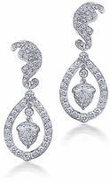 Kate Middleton Royal Wedding Cubic Zirconia Earrings Inspiration