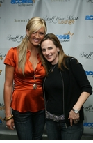 Marlee Matlin and Nancy O'Dell
