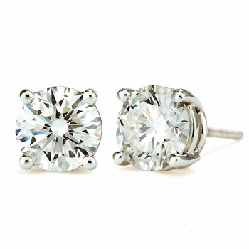 Men's Cubic Zirconia Earrings