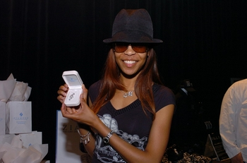 Michelle Williams of Destiny's Child