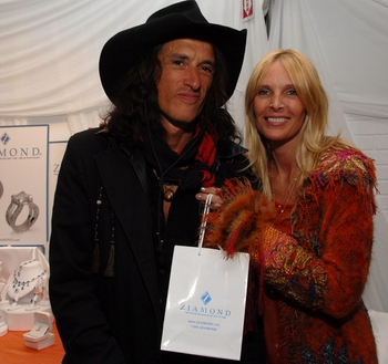 Mr. & Mrs. Joe Perry