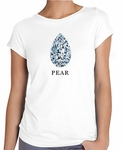 Pear Diamond Shape T-Shirt
