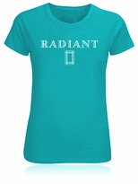 Radiant Emerald Cut Diamond Facets T-Shirt