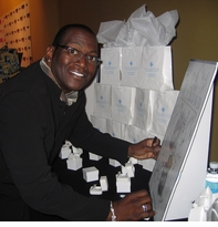 Randy Jackson <br>Of American Idol