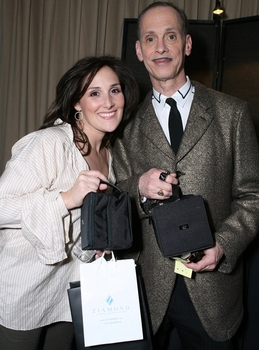 Rikki Lake & John Waters