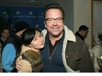 Shannon Doherty & Tom Arnold