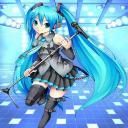 Hatsune Miku's avatar