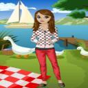 pink flower's avatar