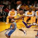 Kobe Bryant presents the LAKERS!