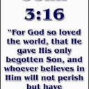 John 3:16's avatar