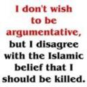 Islam=Peace as Poop=Roses