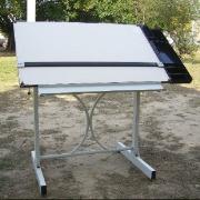 台中大豐儀器 專業透光製圖桌