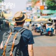 嘟嘟車1日卷▽遊曼谷老城+玻璃天空步道門票
