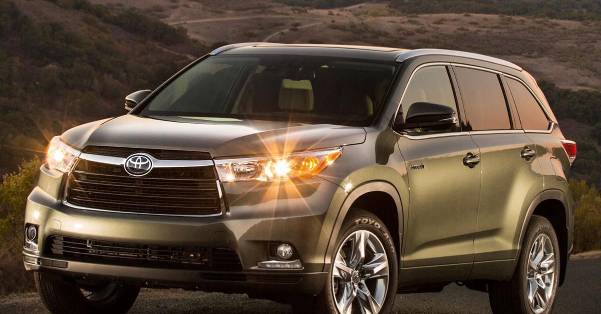 Запчасти Тойота Хайлендер (Toyota Highlander) в интернет ...