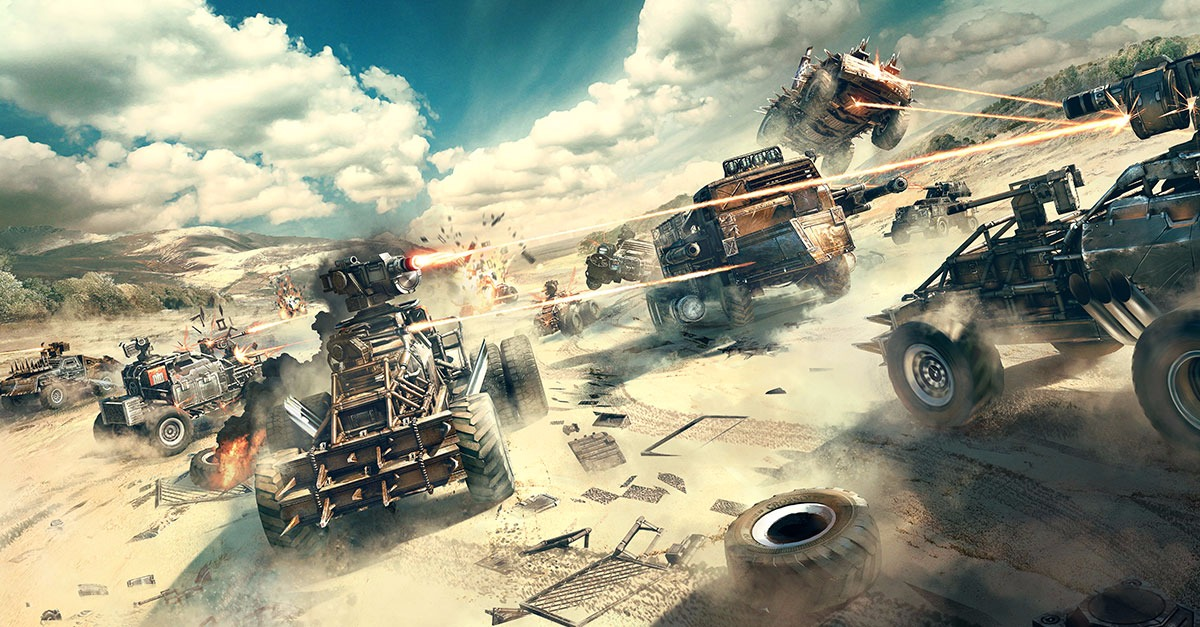 Crossout New Action MMO